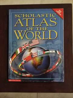 Scholastic Atlas of the World