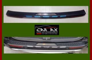 Mitsubishi Montero Rear Sill Bumber Protection