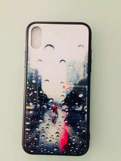iPhone X玻璃手機殼