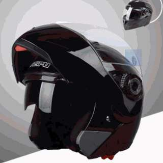 Helmet Full Face Gloss Black Only