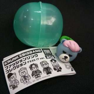 Krunk x Bigbang Ring - TOP version