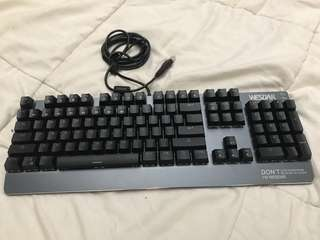 WESDAR Gaming keyboard (good condition)