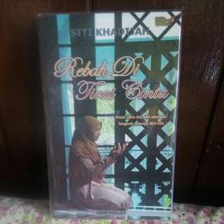 Novel: Rebah di Tirai Cinta