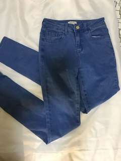 Brand New High Waist Forever 21 Skinny Jeans  / Pants