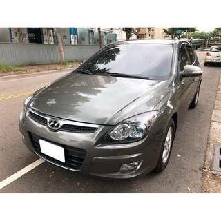 2012年 現代/Hyundai,I30,1600CC