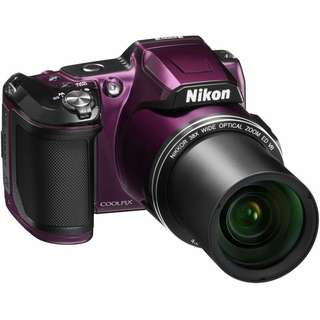 DSLR Nikon L840