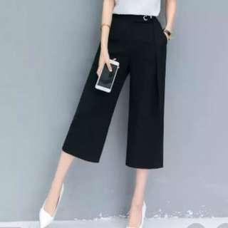 Ready stock Korean style loose pants