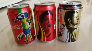 Coke Collection Fifa World Cup
