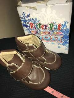 Pitter Pats cutie boots