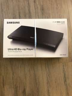 Samsung Ultra HD Blu-ray Player (UBD-M8500)
