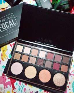 NEW Focallure focal your eyes on me eyeshadow highlight