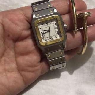 Cartier watch authentic