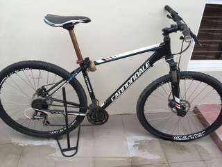 Cannondale En 14766 Mountain Bike Large Frame