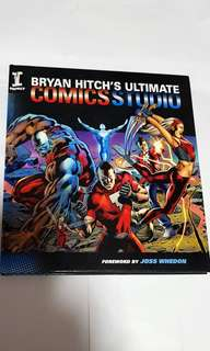 Bryan Hitch's Ultimate Comics Studio Hardcover
