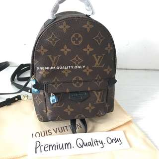 Clearance🎀 LV Mini Palm Spring Backpack