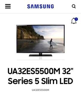 "32"" Samsung Smart TV for Sale - Excellent Condition"