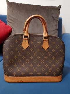 Repriced: LV Alma Monogram
