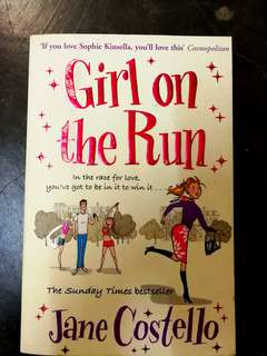 Sophie Kinsella Girl On The Run Jane Costello