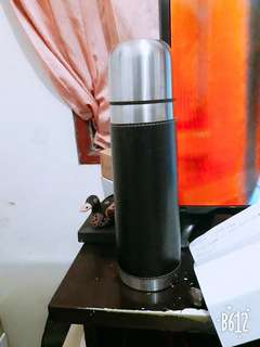 Termos air panas bahan stainless