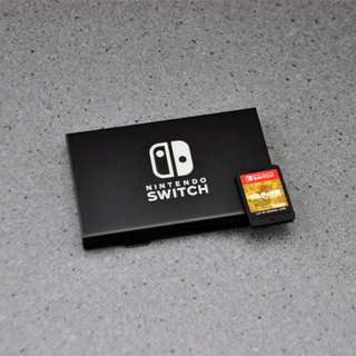Nintendo Switch Game Cartridge Casing