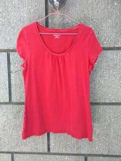 ✨Merona Red Shirt