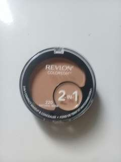 REVLON COLORSTAY 2in1 COMPACT MAKEUP AND CONCEALER