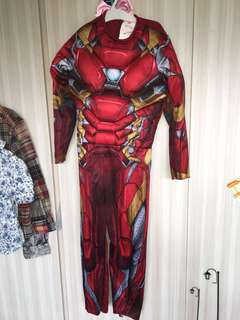 Iron Man Halloween Costume from USA 5-7y