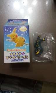 Pokemon 寵物小精靈 月伊貝 充電線保護套