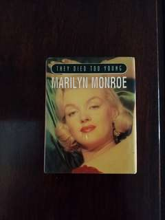 MARILYN MONROE HC