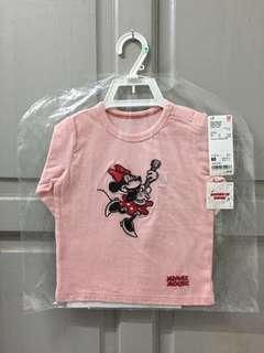 Baby toddler disney crew neck L/Sleeve T
