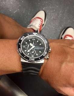 Seiko Quartz 200M Dive Watch SNDA13P