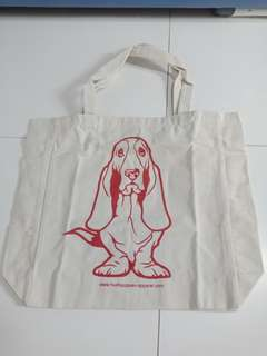 Hush puppies tote bag