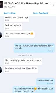 TESTI GOOD BUYER👍😊