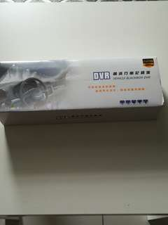 DVR vehicle front cam,rear cam recorder