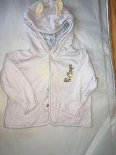 Peter Rabbit Jacket 6-12m