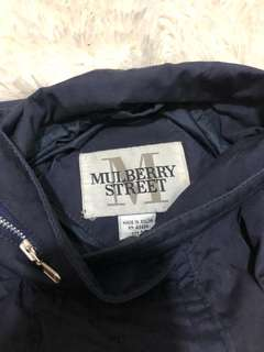 Mulberry Street Jacket