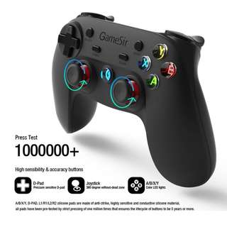 Bluetooth Wireless Controller