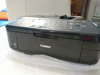 Canon Color Printer MX897