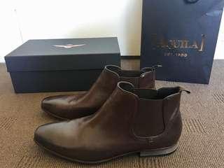 Aquila Leather Boots