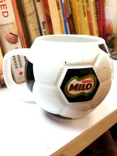 Milo Football Mug Collectible