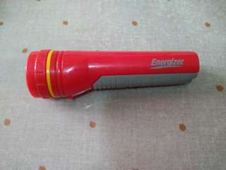 中國造膠energizer 小型電筒,外壳少少殘,完美主義者勿入。