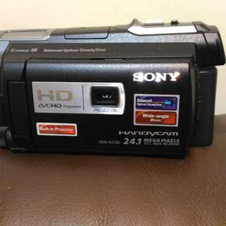 Sony HDR-PJ760 Handy Cam