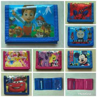 Wallet with compartment (Ready Stock)