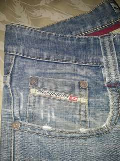Authentic Diesel Industry Jeans