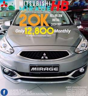 Mitsubishi Mirage Hatchback Promo SURE Approval NO Minimum Requirements DIAL NOW! 09394948123 or 09458443741