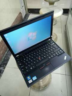 Laptop mulus murmer lenovo thinkpad x230 core i5 ram 4gb hdd 320gb