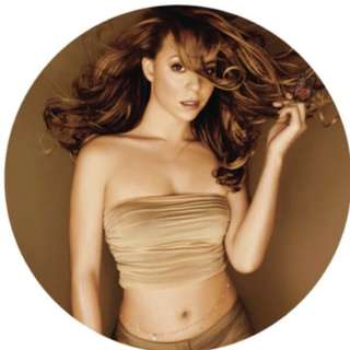 Mariah Carey Butterfly Picture Vinyl