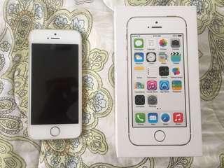 iPhone 5s 16gb (GLOBE LOCK)