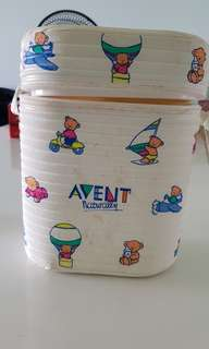 Philips avent milk bottle warmer bag