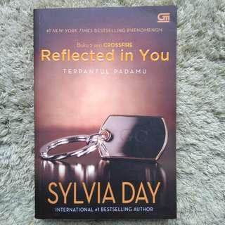Novel Dewasa: Terpantul Padamu by Sylvia Day (buku ke 2)